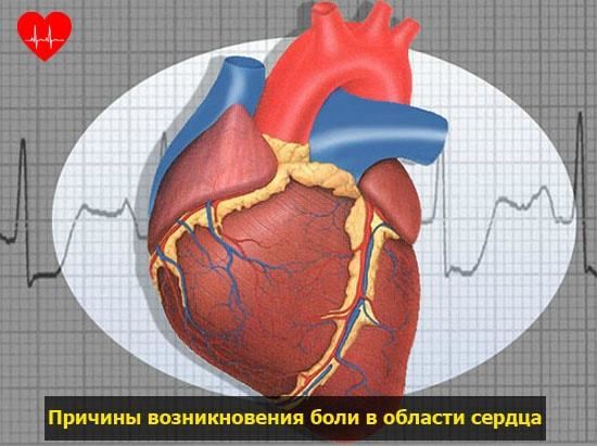 Боль в сердце — Причины и методы лечения, диагностика, советы кардиолога