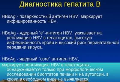 Анализ крови на hbsag: что это значит, расшифровка результатов