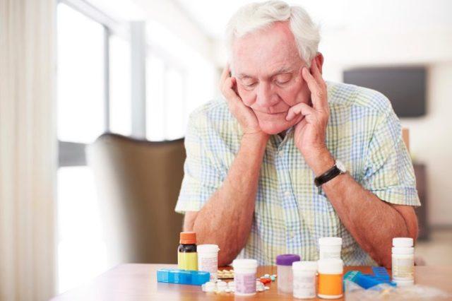 Список препаратов от давления для пожилых людей