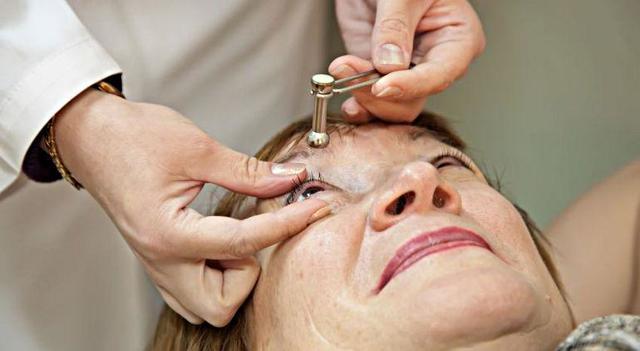 Как измерить глазное давление в домашних условиях бесконтактным методом