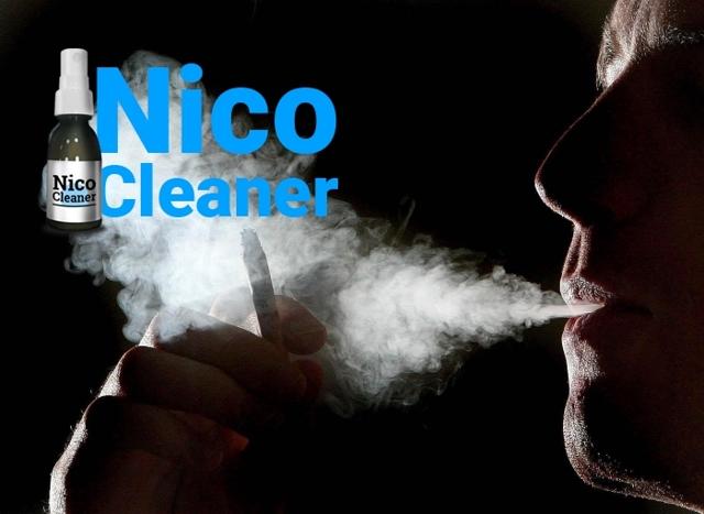 Спрей nicocleaner: отзывы, цена, где купить, состав