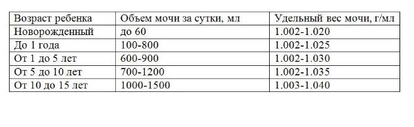 Анализ мочи по Зимницкому: как собирать, расшифровка пробы, показатели