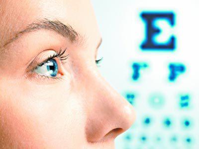 Восстановление зрения после инсульта: упражнения для глаз