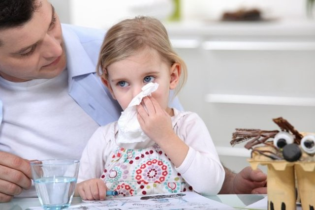 Аллергический бронхит у детей: основные симптомы и причины